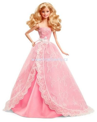 Panenka Barbie jako vzpomínka na dětství
