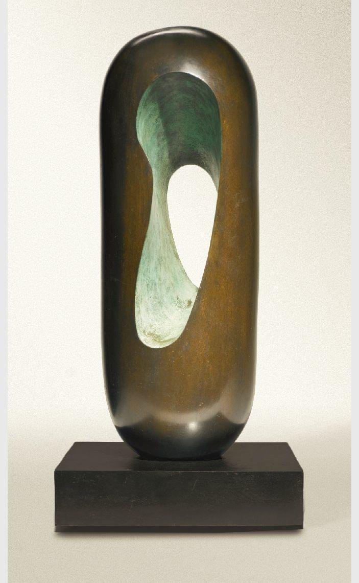 'Makutu', dated 1969, cast 1970 - Barbara Hepworth | Bronze