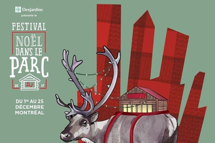 Better known as Noel dans le Parc the festival is a family-friendly event with the warm and convivial atmosphere. Here you can find free activities for the entire family and even buy an organic Christmas tree.Three different...