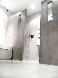 """Résultat de recherche d'images pour """"beton ciré douche italienne"""""""