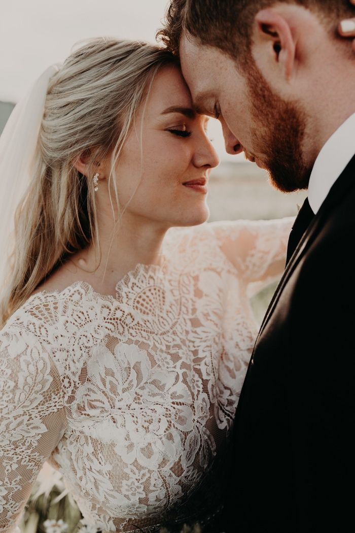 The quiet moments in between are always our favorite | Image by Alyssa Luzaich Photography