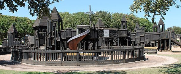 DFWChild - Armstrong Park in Duncanville