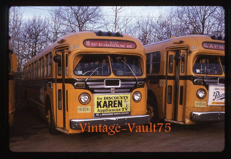 Orange & Black Lines Retro bus, Buses and trains, Bus