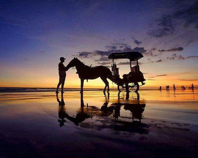 Pantai Parangtritis, Bantul, DIY