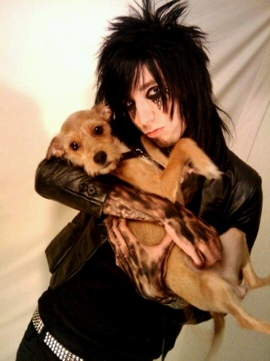 Jake Pitts has a puppy. Your argument is invalid.