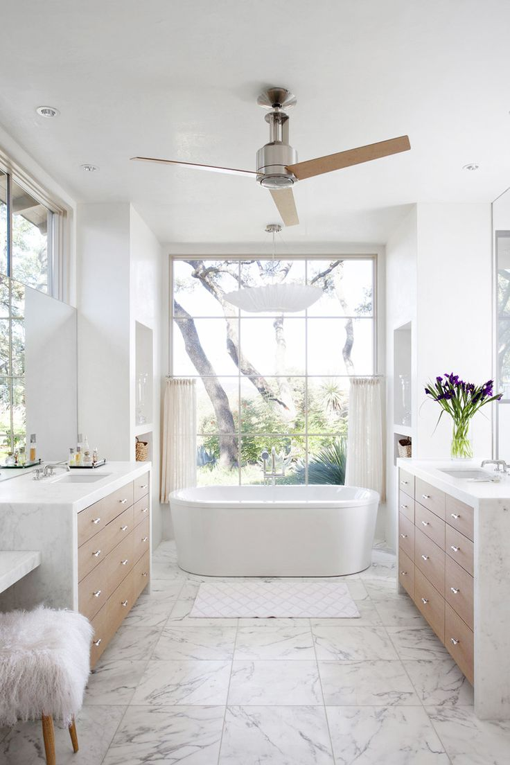 Five Styling Tips for a Dreamy and Serene Bathroom - The Chriselle Factor