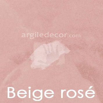 Peinture la chaux pour fa ade couleur beige ros for Couleurs facades exterieures