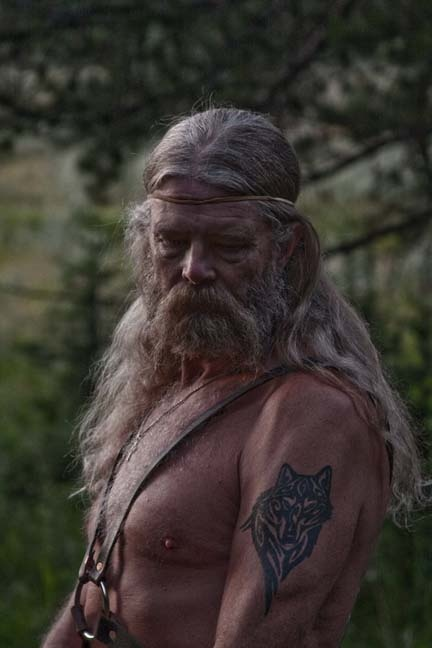 Sigfrid, a wise man from Helena. He is trained in healing and fought in the battle of Lura.