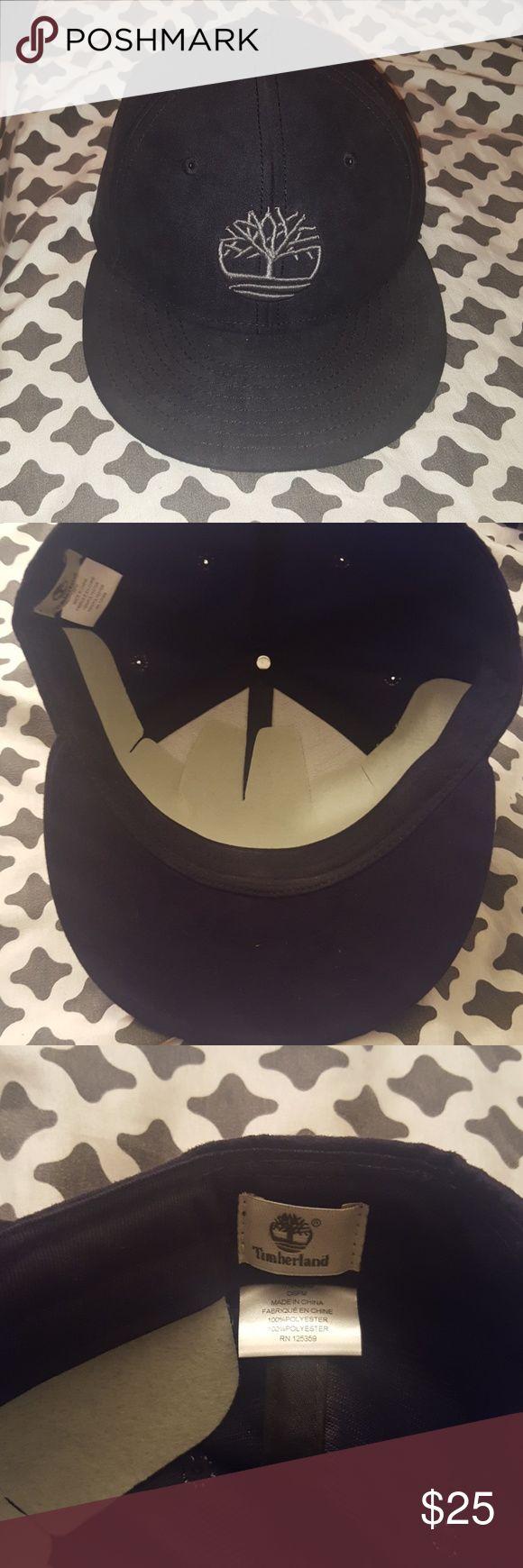 Timberland hat Black NEVER worn brand new Timberland Accessories Hats