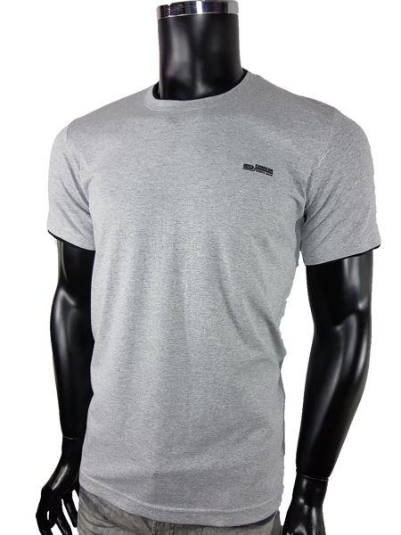 T-Shirt męski Lamówka - Niebieskim - T-shirty męskie - Awii, Odzież męska, Ubrania męskie, Dla mężczyzn, Sklep internetowy