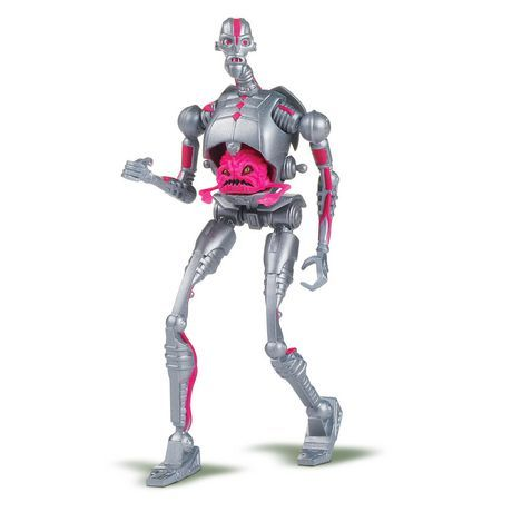 "Teenage Mutant Ninja Turtles - 5"" Basic Action Figure - The Kraang available from Walmart Canada. Buy Toys online at everyday low prices at Walmart.ca"
