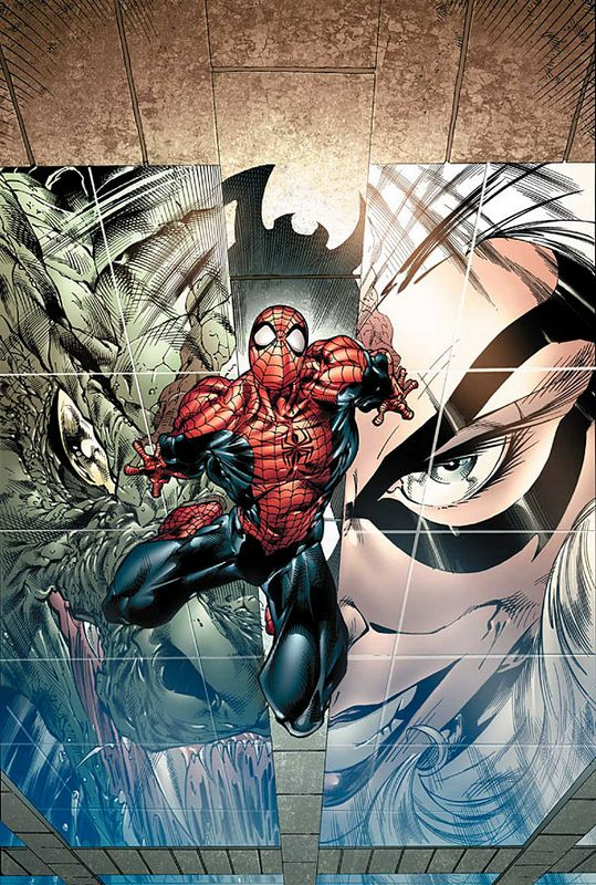Spider-Man by Angel Medina #Spiderman #Marvel #comic . For more images follow pyra2elcapo
