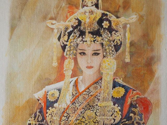 the life and accomplishments of empress wu chinas only female emperor Learn more about her accomplishments in this audio from  she was the only female student in her  life is tumultuous and you must work on finding that.