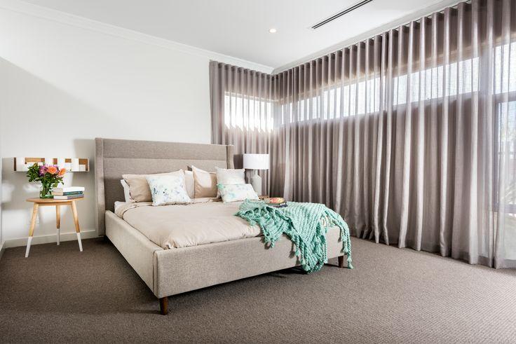 Home Builders Australia | Display Home | Interior Design | Bedroom |