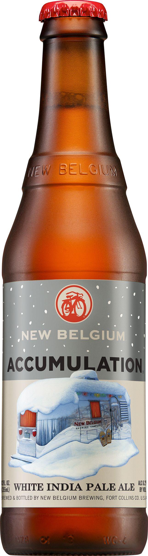 New Belgium Brewings Wintertime Favorite Accumulation White IPA Returns With a Flurry of Hops http://l.kchoptalk.com/1QjJPIt