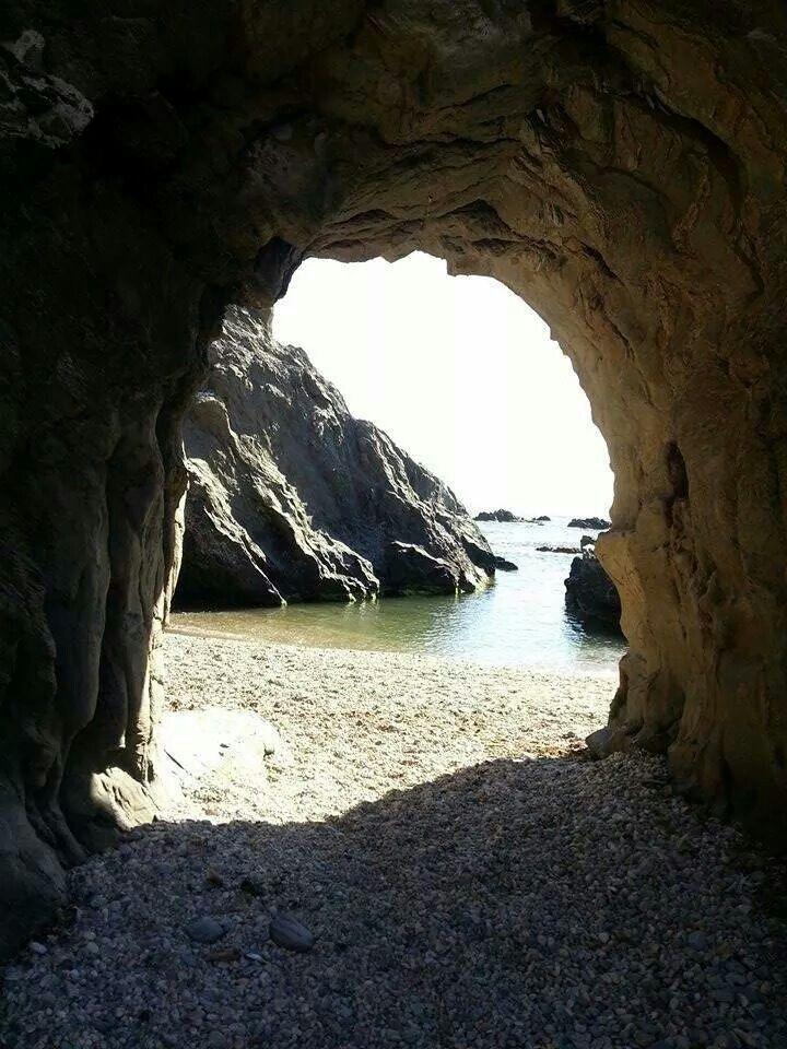 Cala del Peñón Cortado, Cuevas de Almanzora