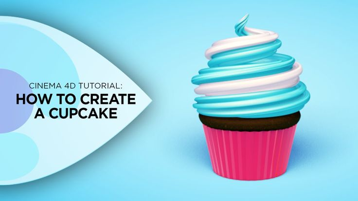 How to Create Cupcakes in Cinema 4D
