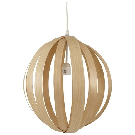 Sectioned Ceiling Pendant 43cm | Freedom Furniture and Homewares