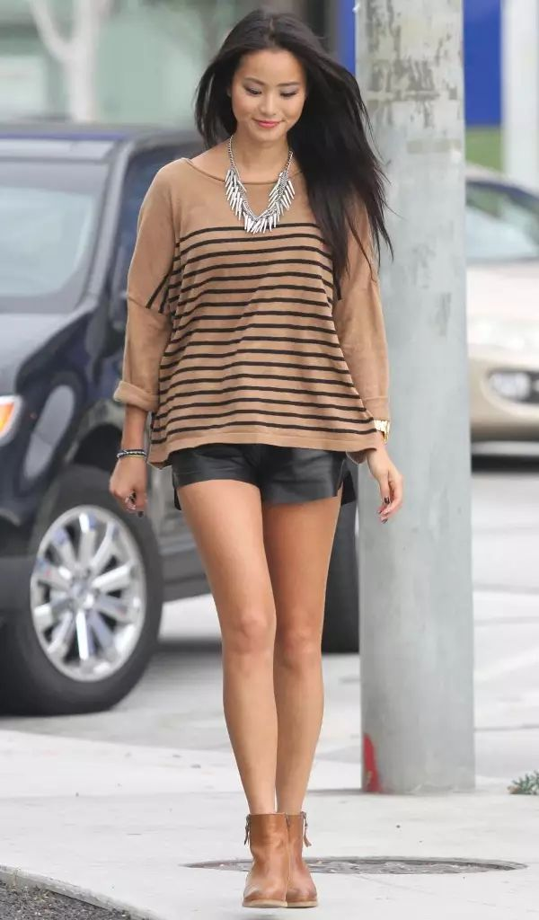 Jamie-Chung-Stripes_Boots