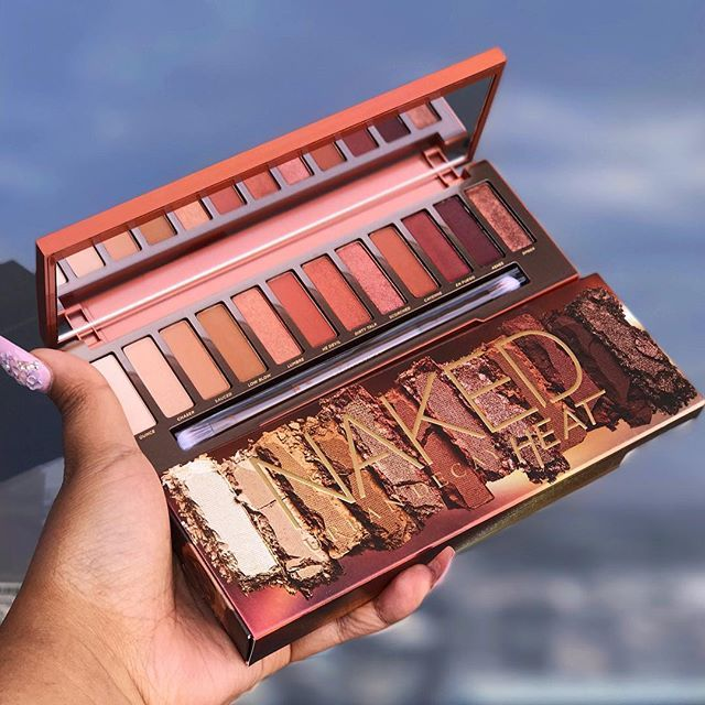 """@patrickstarrr on Instagram: """"GIVEAWAY!!! I am giving away 3 #nakedHEAT palettes, 3 lipsticks and 3 eyeliners from the Naked…"""""""