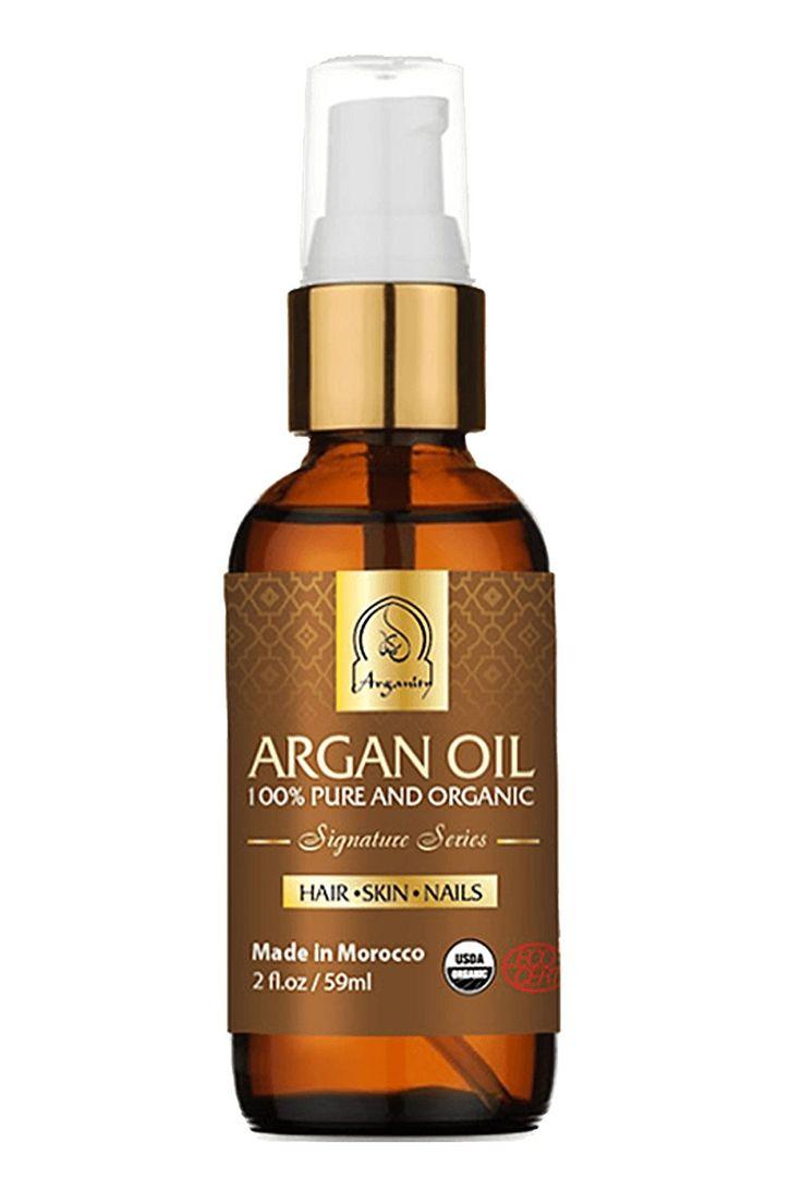 Certified organic argan oil 2 fluid ounces you can