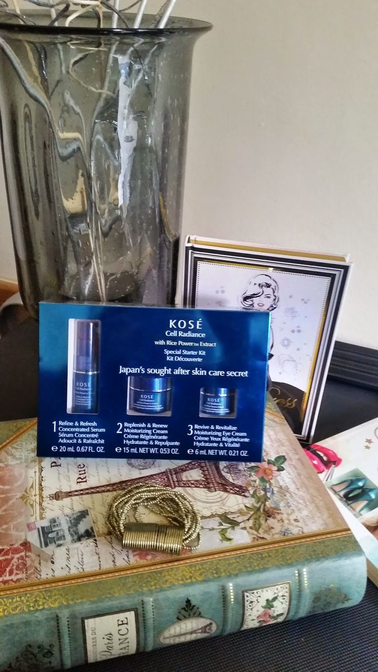 Lifestyle : Kosé Cell Radiance with Rice Power Extract special...