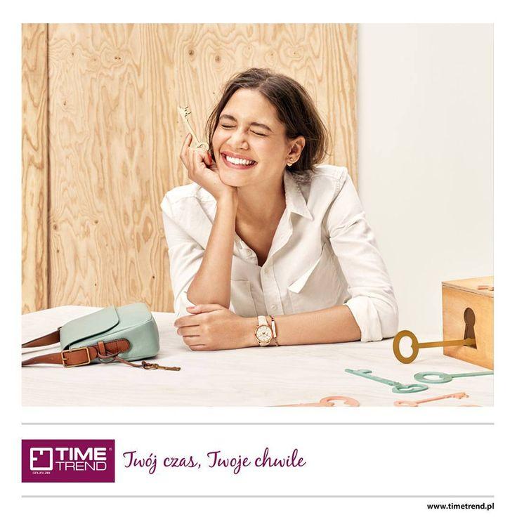 Fossil Tailor ES-3954  Damski zegarek stworzony z myślą o kobietach ceniących sobie wyszukane i urzekające swoją prostotą dodatki.  Zobacz: bit.ly/fossiltailor  www.timetrend.pl  #fossil #tailor #fossiltailor #zegarek #zegarki #moda #styl #zegarekdamski #pasek #różowezłoto #goldenrose #timetrend #kobieta #polishgirl #stylizacja #biały