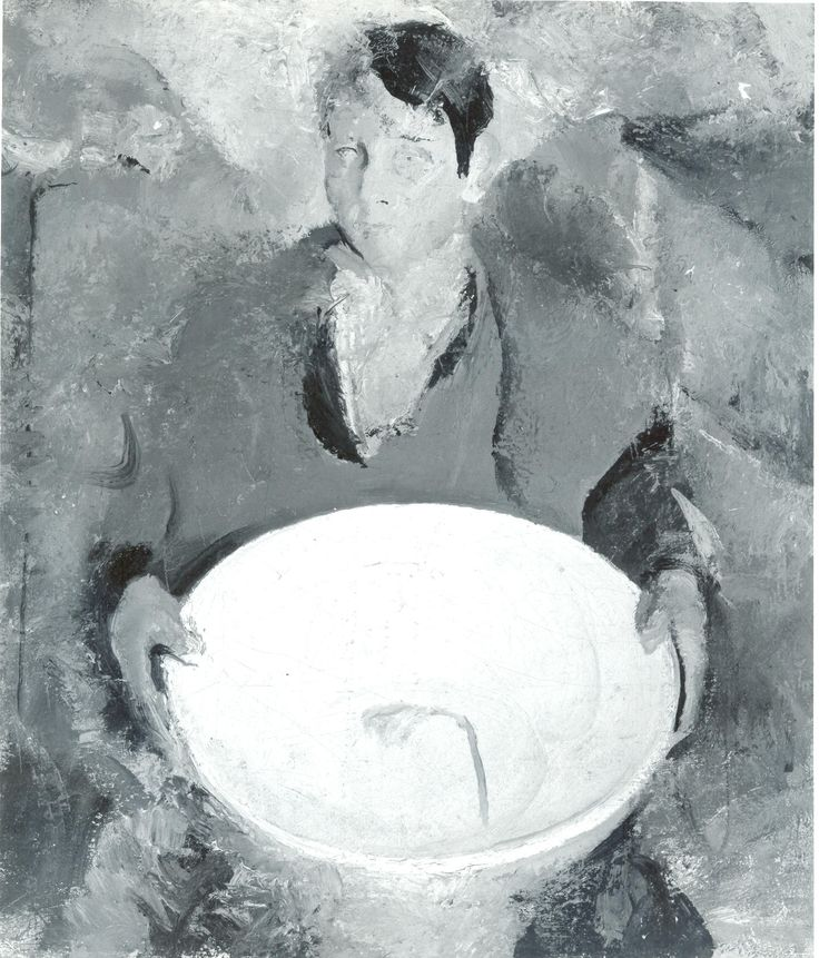 Boy With Bowl, 1915 (45) | Edwin Dickinson, 1891–1978