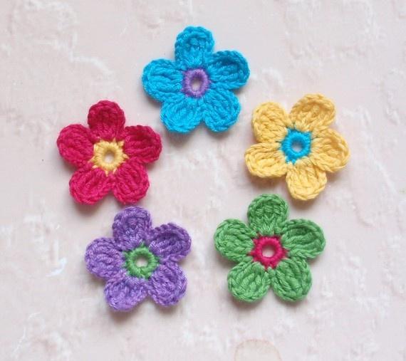 #crochet flowers