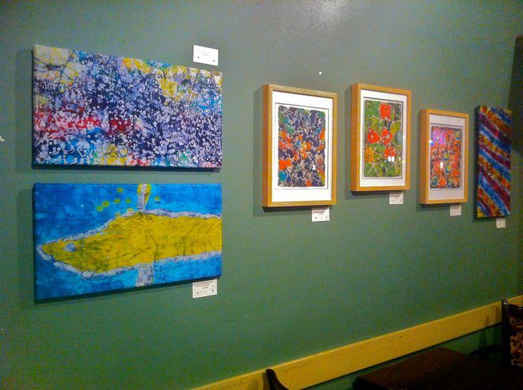 Art at Tea House