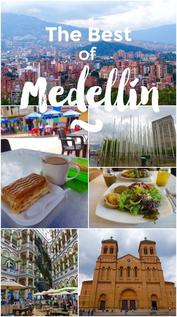 Medellín, Colombia is quickly becoming a hub for expats, entrepreneurs, and digital nomads in South America. Here are our top 5 favorite things about Medellín.