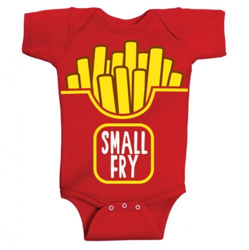 David Amp Goliath Red Small Fry Tee Toddler Amp Kids My