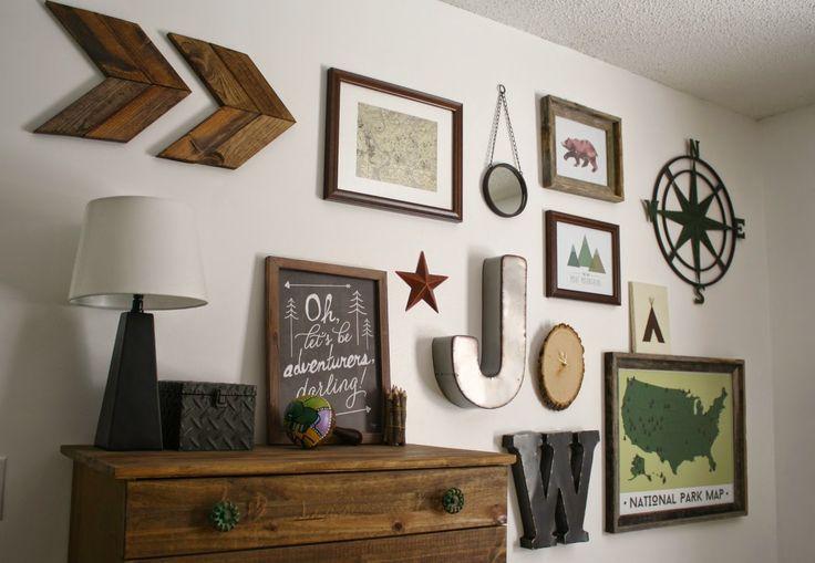 Live a Little Wilder: Jake's explorer room {the tour}