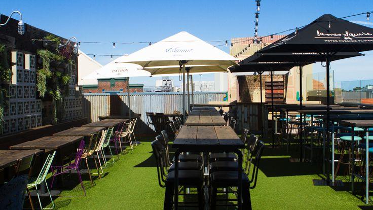 Websters - Rooftop Bar