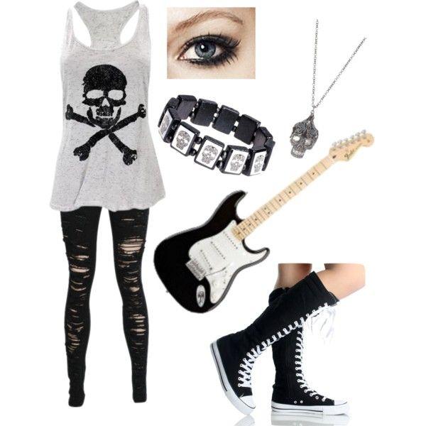 nice punk rock clothing