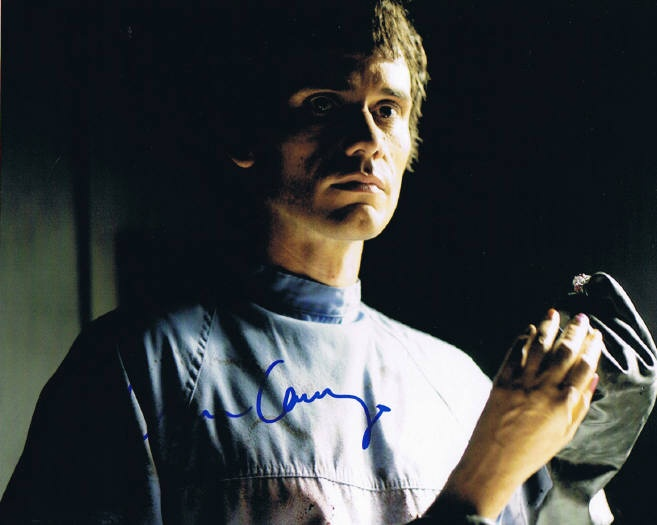Brian Moser Aka The Ice Truck Killer From Dexter Dexter