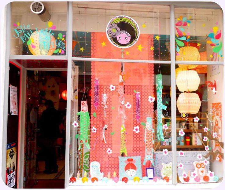 Magasin Vetement Angers #13: Boutique Paillette, Angers, France. Vente De Vêtements, De Décoration, De  Papeterie