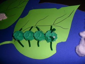 life of cycle butterfly craft idea for kids (4)