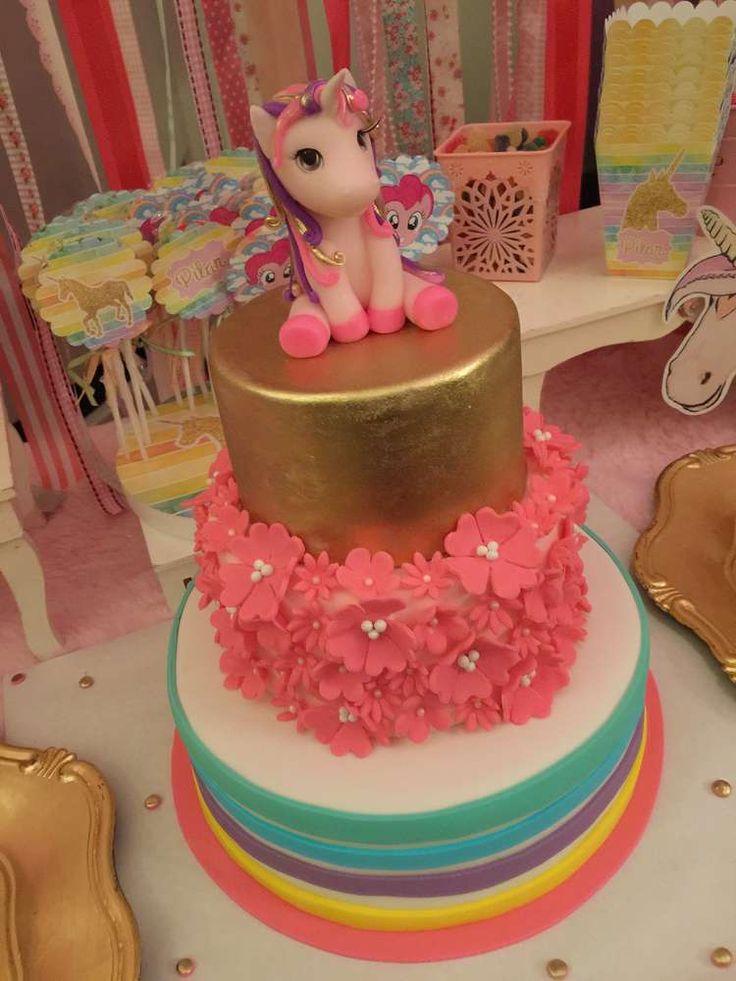 Unicorn And Pinkie Pie Unicornio Y Pinkie Pie Graduation