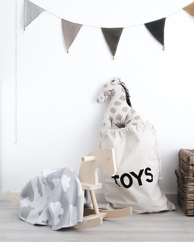 Koníčky! 🙂 #pippi #spinkacek #oyoy #tellkiddo #toys #bebiscz #kidsroom #fargform #kidsinterior #scandinavianstyle #czechhome #pokojicek #prodetislaskou #prodetijentonejlepsi