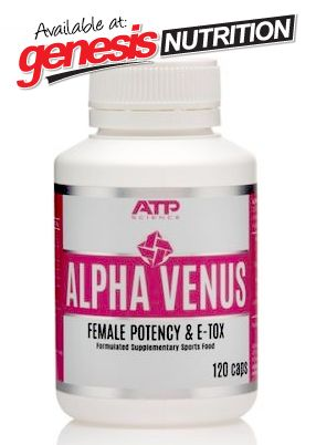 Alpha Venus + E-Tox FEMALE by ATP Science - Estrogen Support! - New to Genesis - Specials PrimaForce Dendrobium Powder - New to Genesis - Specials - Shop Online @ www.genesis.com.au