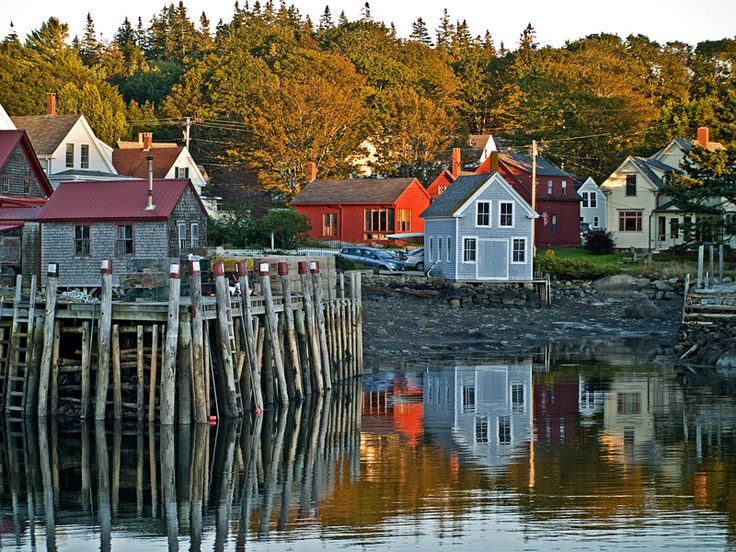Reflections Of Vinalhaven - Vinalhaven, Maine