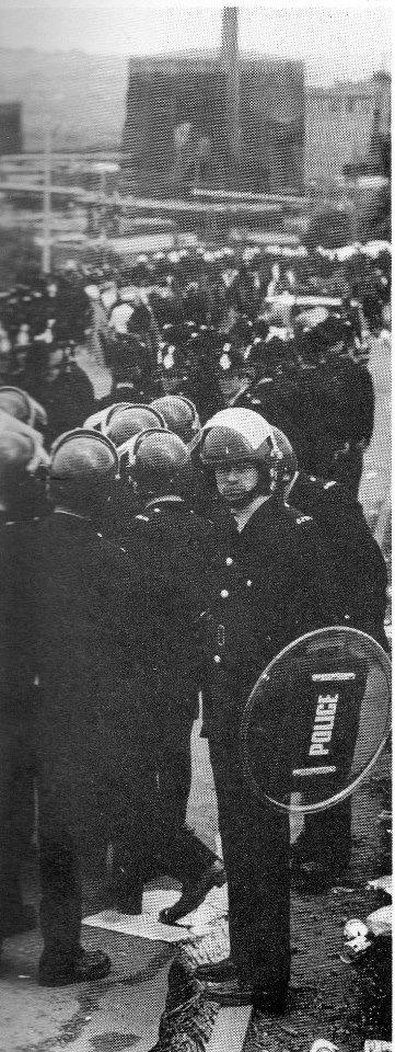 Thatcher's Stormtroopers, Miner's Strike 84/85