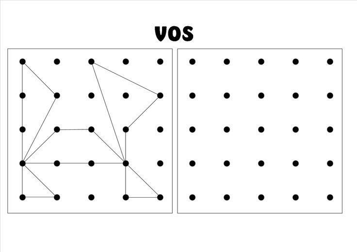 ruimtelijke orientatie, werkblad 2 - 24
