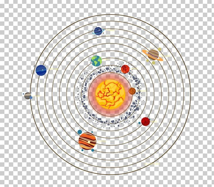 Solar System Planet Euclidean Icon Png Area Circle Computer Icons Decorative Patterns Diagram Computer Icon Solar System Planets Png