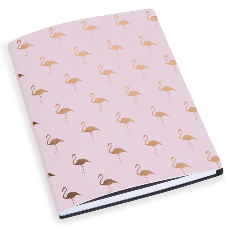 Carnet de notes FLAMINGOS PINK | Maisons du Monde