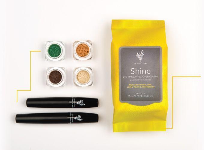 Kunden Kudos in diesem Monat . KOSTENLOS Make-up Entferner Tücher mit Kauf #easyontheeyes . http://www.youniqueproducts.com/jamiebach