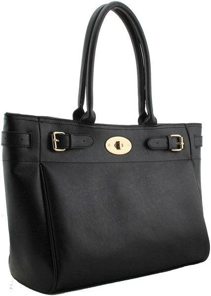 Fashion Handbag - Black
