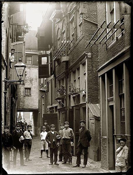 Amsterdam, 1900