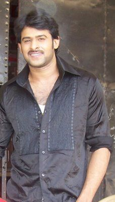Rebel Star Prabhas